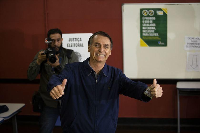 Por que votei em Jair Messias Bolsonaro?