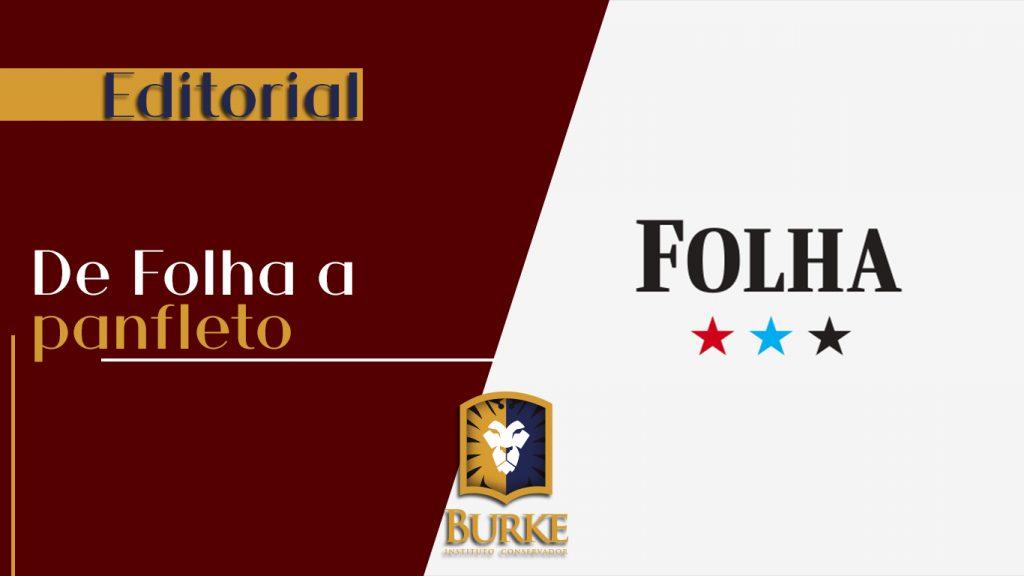De Folha a panfleto
