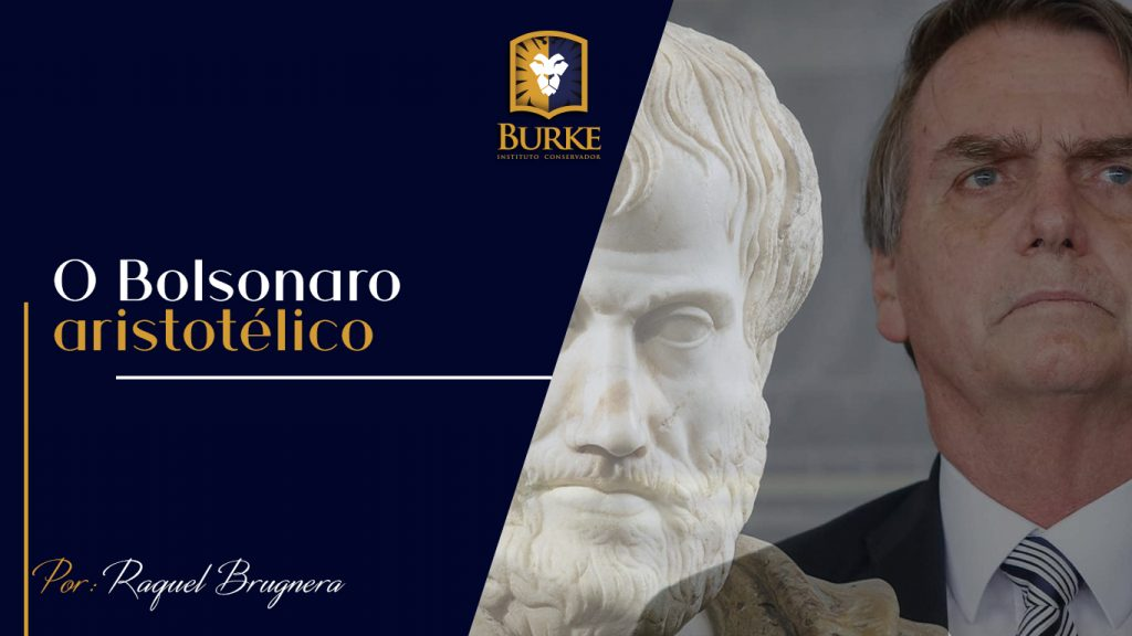 O Bolsonaro aristotélico