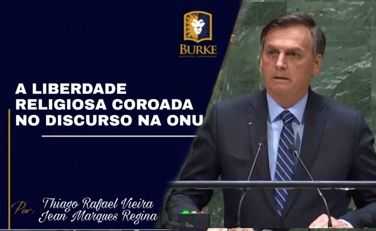 Discurso Bolsonaro na ONU